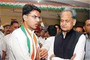 efforts to end discord in rajasthan congress intensified