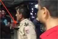 phagwara punjab police police station assault