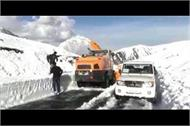 traffic resumed on mughal road
