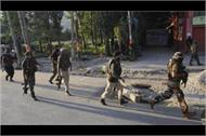 gernade attack on security forces at tral