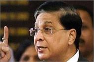 questions raised on justice deepak mishra retirement