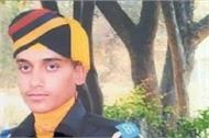martyr jawan of martyrdom to government