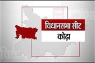 korha assembly seat results 2015 2010 2005 bihar election 2020