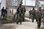 terrorist attack kulgam one injured