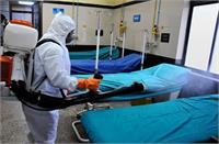 राहतः जिम्स हॉस्पिटल में कोरोना मरीजों के लिए बढ़ाये गये100 बिस्तर