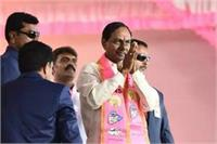 kcr sworn in as chief minister of telangana for second time