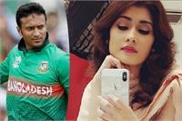 शाकिब के विवाद पर उनकी पत्नी शिशिर ने दिया बयान, कहा- उसके खिलाफ साजिश रची जा रही है