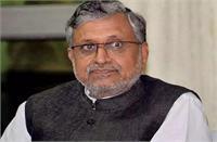 कांग्रेस शासित राज्यों में कोरोना से सबसे ज्यादा मौतें हुईं, राहुल श्वेतपत्र करें जारीः सुशील मोदी