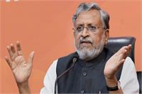 पेट्रोल-डीजल को GST दायरे में न लाने का निर्णय PM के 'जान भी, जहान भी'' मंत्र के अनुरूपः सुशील मोदी