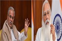 प्रधानमंत्री मोदी का नाम सबसे असफल प्रधानमंत्री के रूप में दर्ज होगा : बघेल