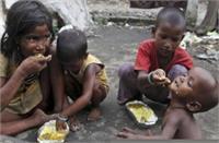 भारत में भुखमरी की समस्या