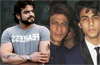 Aryan Khan Drug Case: शाहरुख के समर्थन में करण पटेल का पोस्ट-''किंग से बदला लेने के लिए प्रिंस को फंसना कायरता''