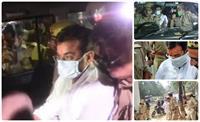 32 सवालों के चक्रव्यूह और अपने ही लाए वीडियो के जाल में फंसा आशीष मिश्रा, 12 घंटे की पूछताछ के बाद गिरफ्तार