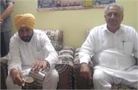मुख्यमंत्री चरणजीत सिंह चन्नी की सादगी फिर बनी चर्चा का विषय, जीते लोगों के दिल