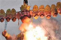 बिहार में श्रद्धा और हर्षोल्लास से मनाया गया असत्य पर सत्य का महापर्व