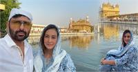 पति संग स्वर्ण मंदिर में नतमस्तक हुईं मोहब्बतें फेम प्रीति झंगियानी, लेटेस्ट तस्वीरों में एक्ट्रेस को पहचानना मुश्किल