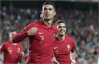रोनाल्डो की हैट्रिक, डेनमार्क ने विश्व कप में बनाई जगह