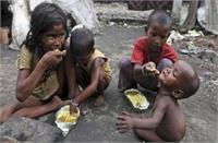 Global Hunger Index: भुखमरी से भारत में हालात खराब, 101वें नंबर पर फिसला...PAK-नेपाल से भी पीछे