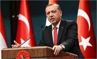 तुर्की के राष्ट्रपति एर्दोगन लोकप्रियता घटी