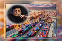 गोयल ने निर्यातकों से कहा- अगले साल 450-500 अरब डॉलर के निर्यात का लक्ष्य रखें