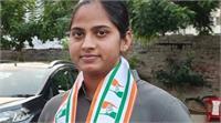 इंटरनेशनल शूटर पूनम पंडित कांग्रेस में शामिल, बोलीं- अब लड़ाई BJP और बेटी के बीच