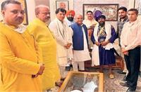 सिंघु बॉर्डर हत्या मामले में नया मोड़, निंहग नेता की भाजपा मंत्रियों के साथ तस्वीरें वायरल