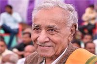 3 बार विधायक रहे नानालाल पाटीदार का निधन, सीएम शिवराज सिंह ने जताया शोक