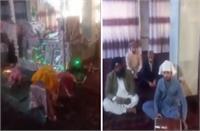 तालिबानी शासन के बीच काबुल में हरे रामा - हरे कृष्णा की गूंज, वीडियो आया सामने