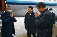 पहली बार किर्गिस्तान के दौरे पर पहुंचे विदेश मंत्री जयशंकर, कई समझौतों पर हो सकते हैं हस्ताक्षर