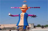 गोहाना शहर में 2 स्थानों पर होगा रावण दहन, प्रशासन ने कोरोना प्रोटोकॉल की पालना करने के दिए निर्देश