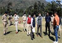 डीसी कुल्लू ने किया ढालपुर मैदान व अटल सदन का निरीक्षण, दशहरा उत्सव की तैयारियों में जुटा जिला प्रशासन