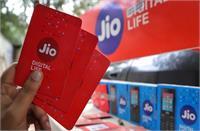 JIO नेटवर्क पर हर महीने 17.6 GB डेटा खपत कर रहा है ग्राहक