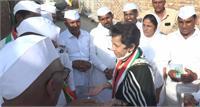 ऐलनाबाद उपचुनाव: चुनावी मैदान में उतरी कुमारी शैलजा ने सरकार पर साधा निशाना