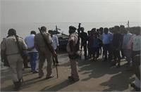 हादसे का शिकार हुए बाप-बेटा, गंगा में डूबते बेटे को बचाने के लिए पिता ने लगाई छलांग और फिर...