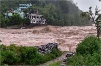 उत्तराखंड: भारी बारिश ने मचाई तबाही,1993 के बाद पहली बार दिखा गौला नदी का जल तांडव