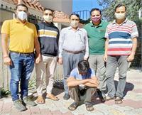 पीओ सैल ने 9 वर्ष बाद दिल्ली से दबोचा भगौड़ा अपराधी, जानिए किस मामले में था फरार
