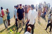 दोस्तों के साथ घूमने आया युवक गोबिंदसागर झील में डूबा, प्रशासन ने चलाया सर्च ऑप्रेशन
