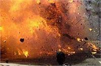 पाकिस्तान में बम विस्फोट में 4 लोगों की मौत