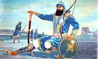 बाबा बंदा सिंह बहादुर की प्रतिमा का मंत्री सिंगला ने किया अनावरण