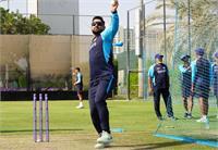 चारों नेट गेंदबाज मुश्ताक ट्रॉफी के लिए स्वदेश लौटे, धोनी नेट पर बने थ्रोडाउन विशेषज्ञ