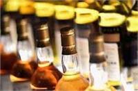 कैमूर में भारी मात्रा में हरियाणा निर्मित शराब बरामद, 6 लोग गिरफ्तार
