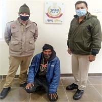 मनाली में एटीएम तोड़ते महाराष्ट्र का व्यक्ति रंगे हाथों गिरफ्तार