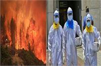 विश्व पर शनि की साढ़ेसाती का प्रकोप जारी, बिजली गिरने, भूकम्प, आग, हिमस्खलन, कोरोना आदि से मौतें