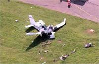 मेक्सिको में हुआ छोटा विमान दुर्घटनाग्रस्त, छह की मौत