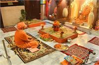 नवरात्रः नौ दिनों का उपवास रख CM योगी करेंगे मां दुर्गा की आराधना, UP की समृद्धि के लिए होगा अनुष्ठान
