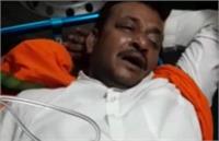चुनावी रंजिश की भेट चढ़ा कन्नौज: प्रचार से घर लौट रहे भाजपा नेता को मारी गोली, हालत गंभीर