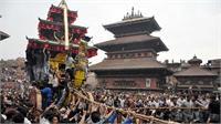 नेपाल में धार्मिक कार्यक्रम दौरान गिरा रथ, झड़प के बाद 20 लोग घायल