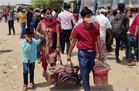 घर लौट रहे प्रवासियों को अंदेशा- क्या फिर से लगेगा लॉकडाउन? मंत्री विज ने स्पष्ट की स्थिति