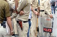 लॉकडाउन का उल्लंघन करने वाले लोगों पर की कार्रवाई, मास्क न पहनने पर काटे चालान