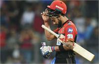 हैदराबाद के खिलाफ विराट कोहली का खराब प्रदर्शन जारी, यह आंकड़े चौका देंगे